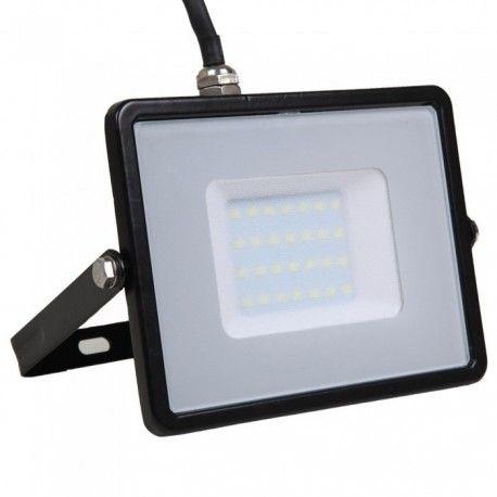V-Tac 30W LED strålkastare - Samsung LED chip, arbetsarmatur, utomhusbruk