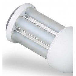 G24 LED LEDlife GX24Q LED lampa - 10W, 360°, matt glas