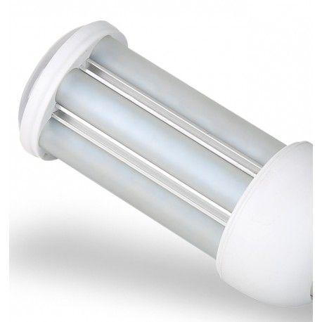 LEDlife GX24Q LED lampa - 13W, 360°, matt glas