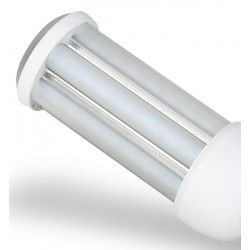 G24 LED LEDlife GX24Q LED lampa - 18W, 360°, matt glas