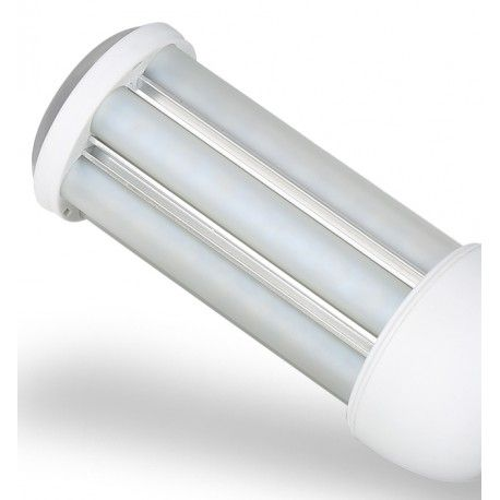 LEDlife GX24Q LED lampa - 18W, 360°, matt glas