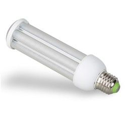 E27 360° LED lampor LEDlife E27 LED lampa - 24W, 360°, matt glas