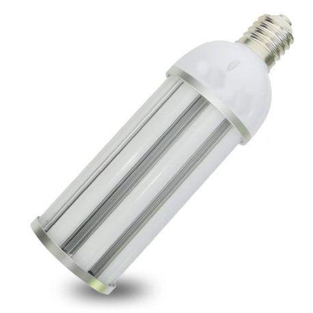 LEDlife MEGA54 LED lampa - 54W, dimbar, matt glas, varmvitt, IP64 vattentät, E40