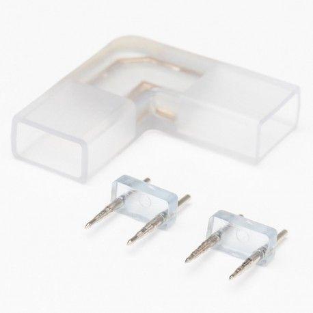 L-skarv för 230V LED strip (Type Q)