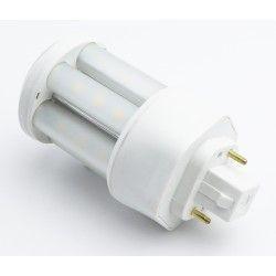 G24 LED LEDlife GX24D LED lampa - 5W, 360°, matt glas