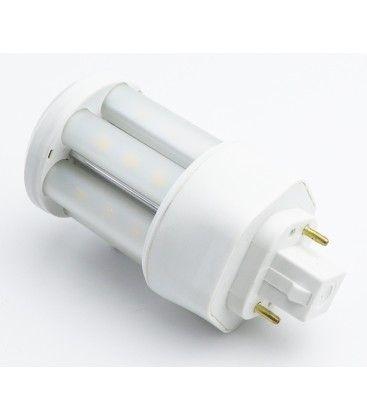 LEDlife GX24D LED lampa - 5W, 360°, matt glas