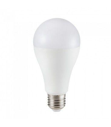 V-Tac 12W LED lampa - Samsung LED chip, A65, E27