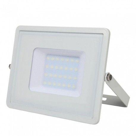 V-Tac 20W LED strålkastare - Samsung LED chip, arbetsarmatur, utomhusbruk