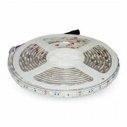 V-Tac 3,6W/m stänksäker LED strip - 5m, IP65, 60 LED per. meter