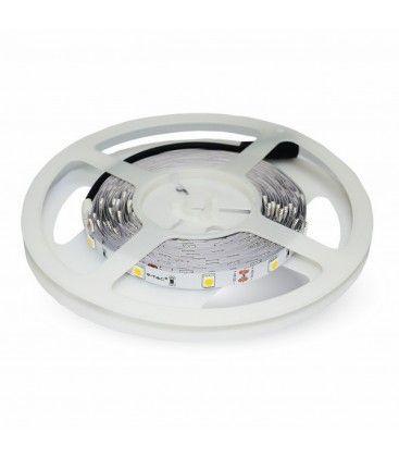 V-Tac 4,8W/m LED strip - 5m, IP21, 30 LED per. meter