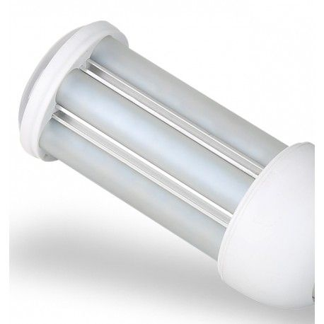 LEDlife GX24D LED lampa - 13W, 360°, matt glas