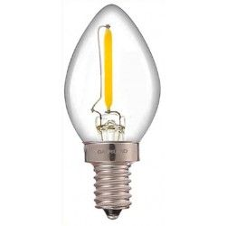 LED lampor LEDlife 0,7W mini lampa - Dimbar, 230V, E14