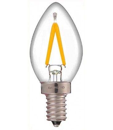 LEDlife 1W mini lampa - Dimbar, 230V, E14