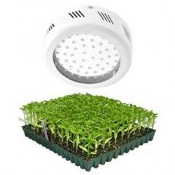 LED växtbelysning LED UFO växtarmatur, 50W, 220V, Grow lamp