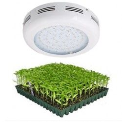 LED växtbelysning LED UFO växtarmatur, 90W, Grow lamp, 230V