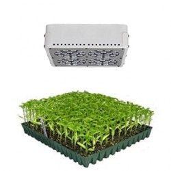 LED växtbelysning LED Apollo växtarmatur, 180W, 230V, LED Grow lamp