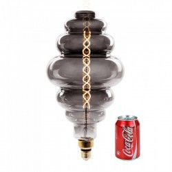 LED Lampor V-Tac 8W LED jätte globlampa - Filament, Ø20 cm, dimbar, extra varmvitt, 2000K, E27