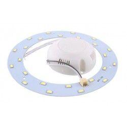 6W LED insats - Ø11 cm, ersätta cirkelrör och kompaktrör