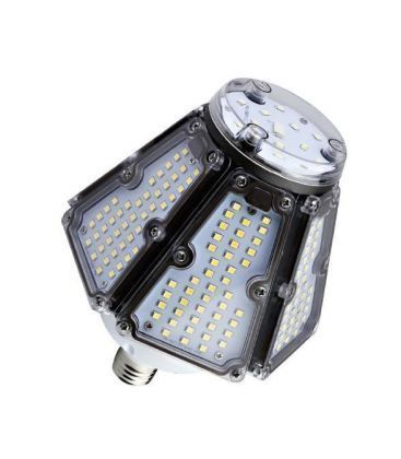 Lagertömning: LEDlife 40W lampa till gatuarmatur - 150lm/w, Ersättning for 120W Metallhalogen, IP66 vattentät, E40