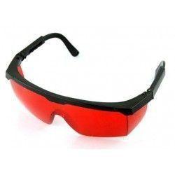 Diverse Laser pointer skyddsglasögon - till grön & violett laser