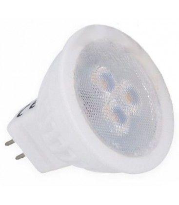 3W LED spotlight- Keramiska, 35mm, 12V, MR11 / GU4
