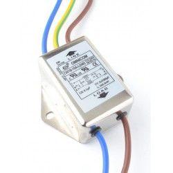 Transformatorer EMI filter - Brusfilter, 10A, 230V
