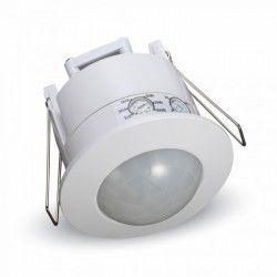 Taklampor V-Tac rörelsesensor till indbygning - LED venlig, vit, PIR infraröd, IP20 inomhus