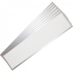 Stora paneler V-Tac LED Panel 120x30 - 45W, UGR, 3600lm, vit kant