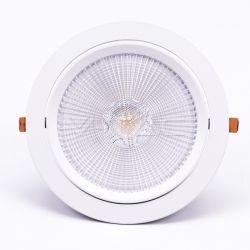 Downlights V-Tac 30W LED downlight - Hål: Ø19,5 cm, Mål: Ø22,5 cm, 3 cm hög, Samsung LED chip, 230V