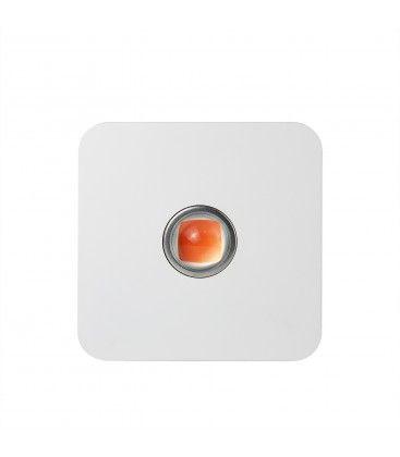 50W växtarmatur LED - Hög kvalitets grow lamp, inkl. ophäng, äkta 50W