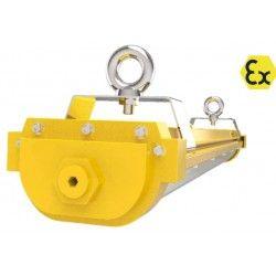EX armatur 120 cm EX armatur 60W - ATEX godkänd, RA 90, IP66 stänksäker