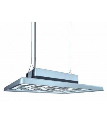 150W Highbay / takarmatur – UGR19, bländar inte, RA90, inkl. ljuskälla