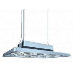 High bay LED industri lampor Highbay / takarmatur, 100W – UGR19, bländar inte, RA90, inkl. ljuskälla