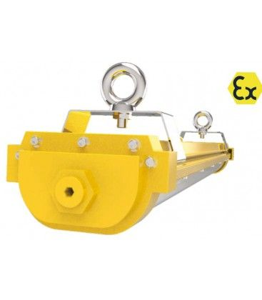 60 cm EX armatur 40W - ATEX godkänd, RA 90, IP66 stänksäker