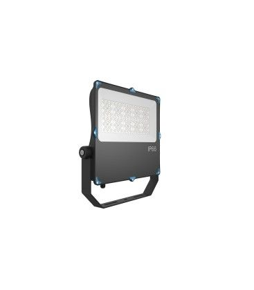 LEDlife 100W LED strålkastare - Till parkeringsplads, boldbane, svømmehal och udsatte områder, valgfri spridning och kulør
