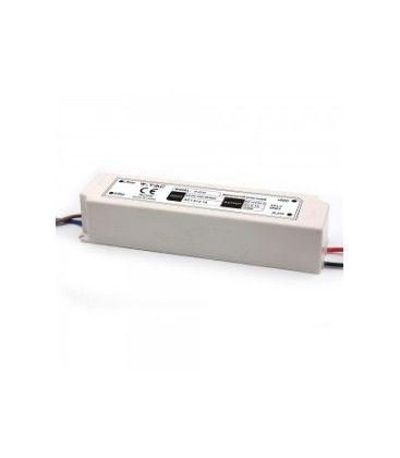 V-Tac 30W strömförsörjning - 12V DC, IP67 vattentät