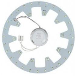 2D kompakt Rör 24W LED insats - Ø27 cm, ersätta cirkelrör och kompaktrör