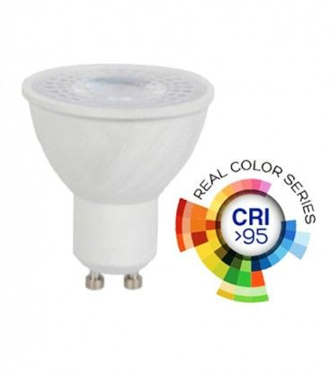 V-Tac 6W LED spotlight - RA 95, 230V, GU10
