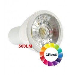 MR16 GU5.3 LED LEDlife LUX5 LED spotlight- 5W, dimbar, RA 95, 12V, MR16 / GU5.3