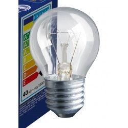 Gammaldags glödlampor Klart E27 25W glödlampa - Traditionel lampa, 200lm, dimbar, PS45