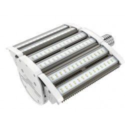 LED Lampor LEDlife Justerbar kraftig lampa - 110W, justerbar spridning upp till 270°, IP64 vattentät, E40
