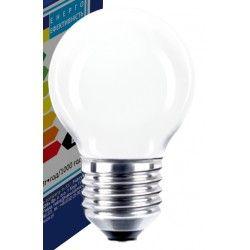 Gammaldags glödlampor Frost E27 40W glödlampa - Traditionel lampa, 400lm, dimbar, PS45