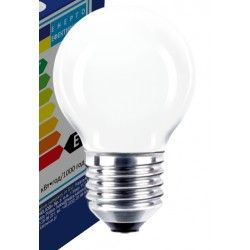 Gammaldags glödlampor Frost E27 25W glödlampa - Traditionel lampa, 200lm, dimbar, PS45