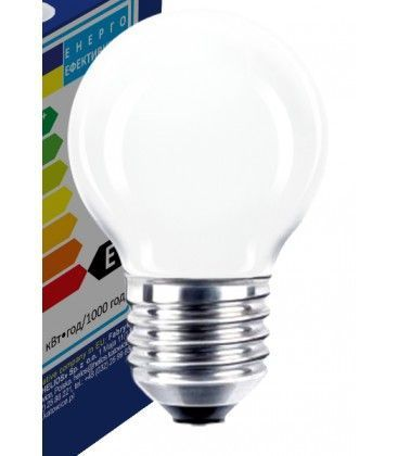 Frost E27 25W glödlampa - Traditionel lampa, 200lm, dimbar, PS45