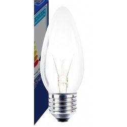 Gammaldags glödlampor Klart E27 25W glödlampa - Traditionel lampa, 200lm, dimbar, B35