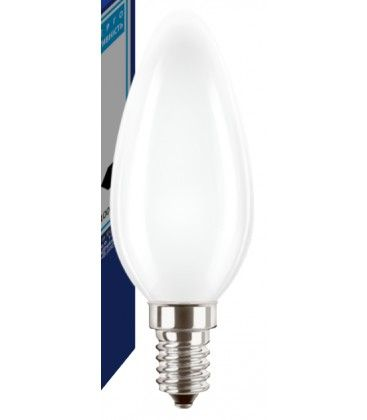 Frost E27 25W glödlampa - Traditionel lampa, 200lm, dimbar, B35