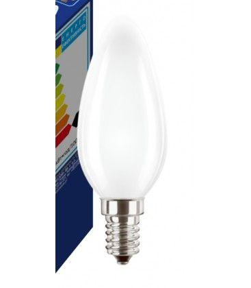 Frost E14 40W glödlampa - Traditionel lampa, 400lm, dimbar, B35