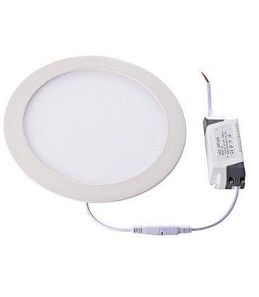 LEDlife 11W LED downlight - Hål: Ø18 cm, Mål: Ø21 cm, 230V