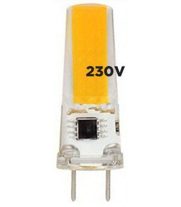 LEDlife KAPPA3 LED lampa - 3W, dimbar, 230V, GY6.35