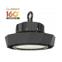 High bay LED industri lampor V-Tac 100W LED high bay - Samsung LED chip, 160LM/W, IP65, 5 års garanti